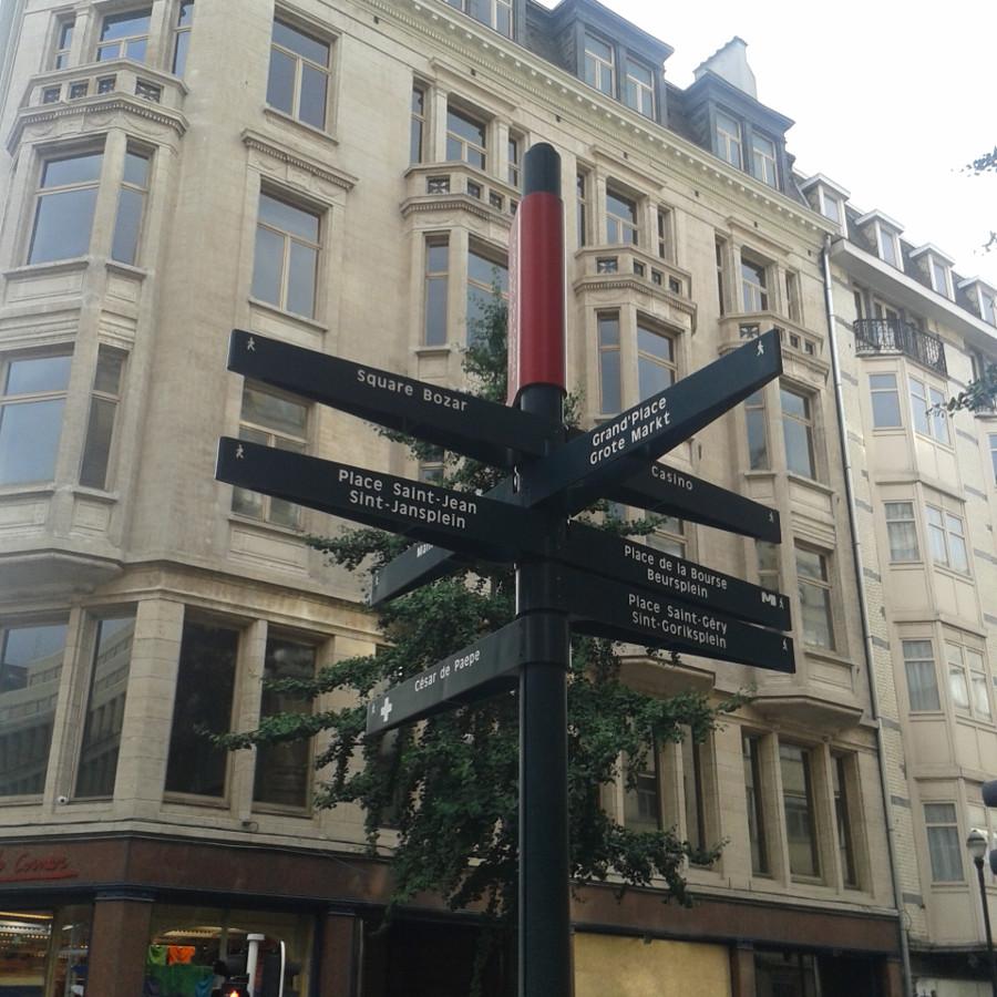 Séminaire à Bruxelles