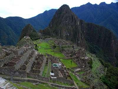 Incentive au Pérou