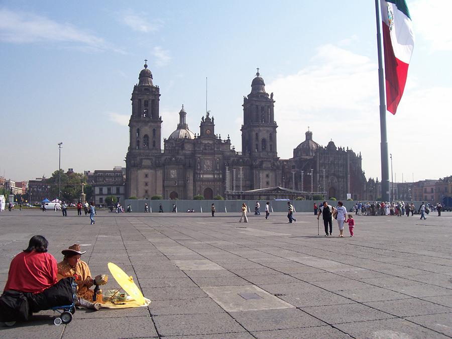 Séminaire et incentive au mexique