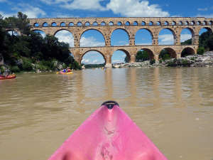 Incentive au pont du Gard