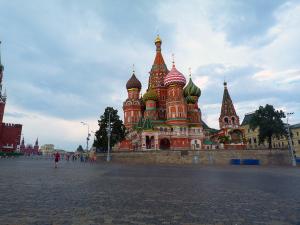 Séminaire et incentive à Moscou