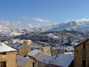 Séminaire en Corse l'hiver