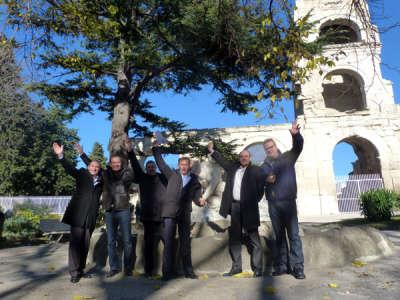 Incentive à Arles