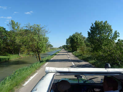 safari 4X4 camargue