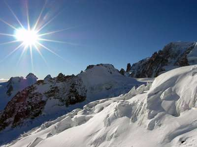 Voyage incentive à Chamonix