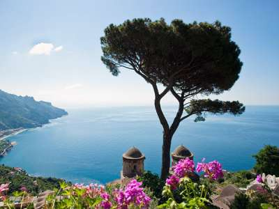 Voyage incentive sur la côte Amalfitaine