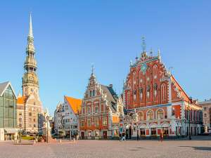 Voyage incentive à Riga