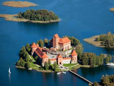 Voyage incentive en Lituanie