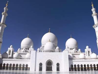 Voyage incentive à Abu Dhabi