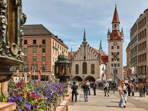 Voyage incentive à Munich