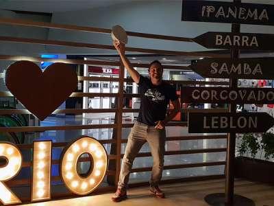 Voyage incentive à Rio