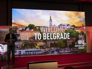 Séminaire et voyage incentive à Belgrade