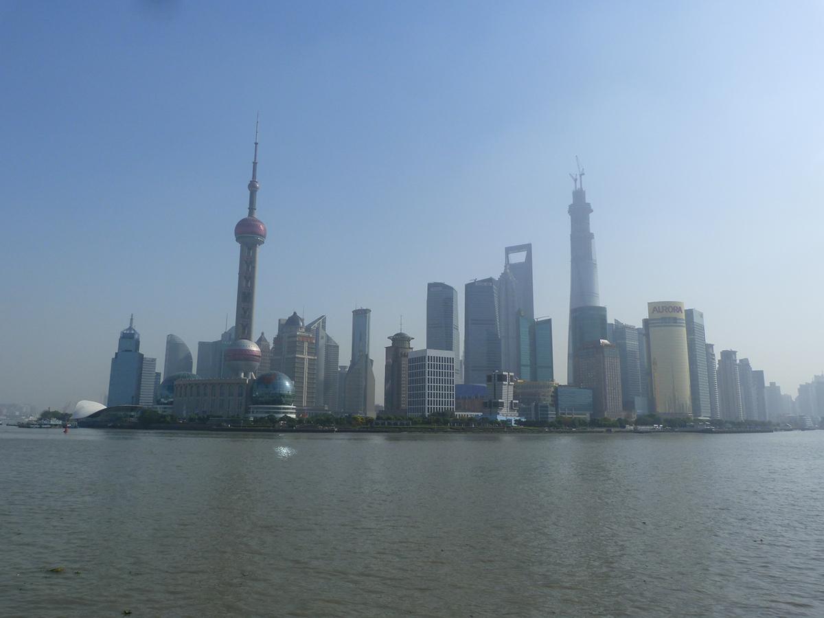 Incentive à Shanghai