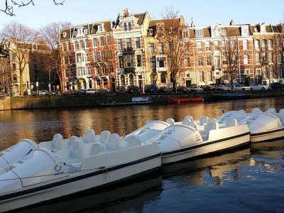 incentive à Amsterdam