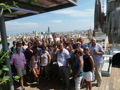 incentive et seminaire à Barcelone