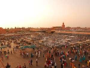 Voyage incentive à Marrakech