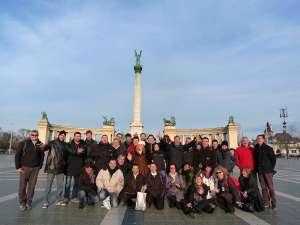 Voyage incentive à Budapest