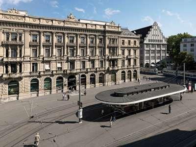 Voyage incentive à Zurich