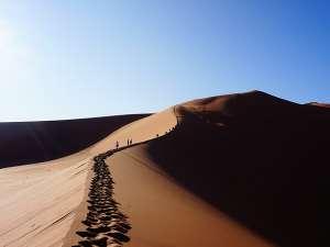 Voyage incentive en Namibie